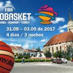 RUMANIA – EUROBASKET 2017 – CIRCUITO 1